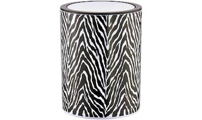 SEE∙MANN∙GARN Kosmetikeimer »Zebra« kaufen