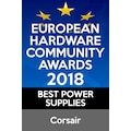 Corsair PC-Netzteil »Corsair TX850M PC-Netzteil (Teil-Modulares Kabelmanagement, 80 Plus Gold, 850 Watt, EU)«