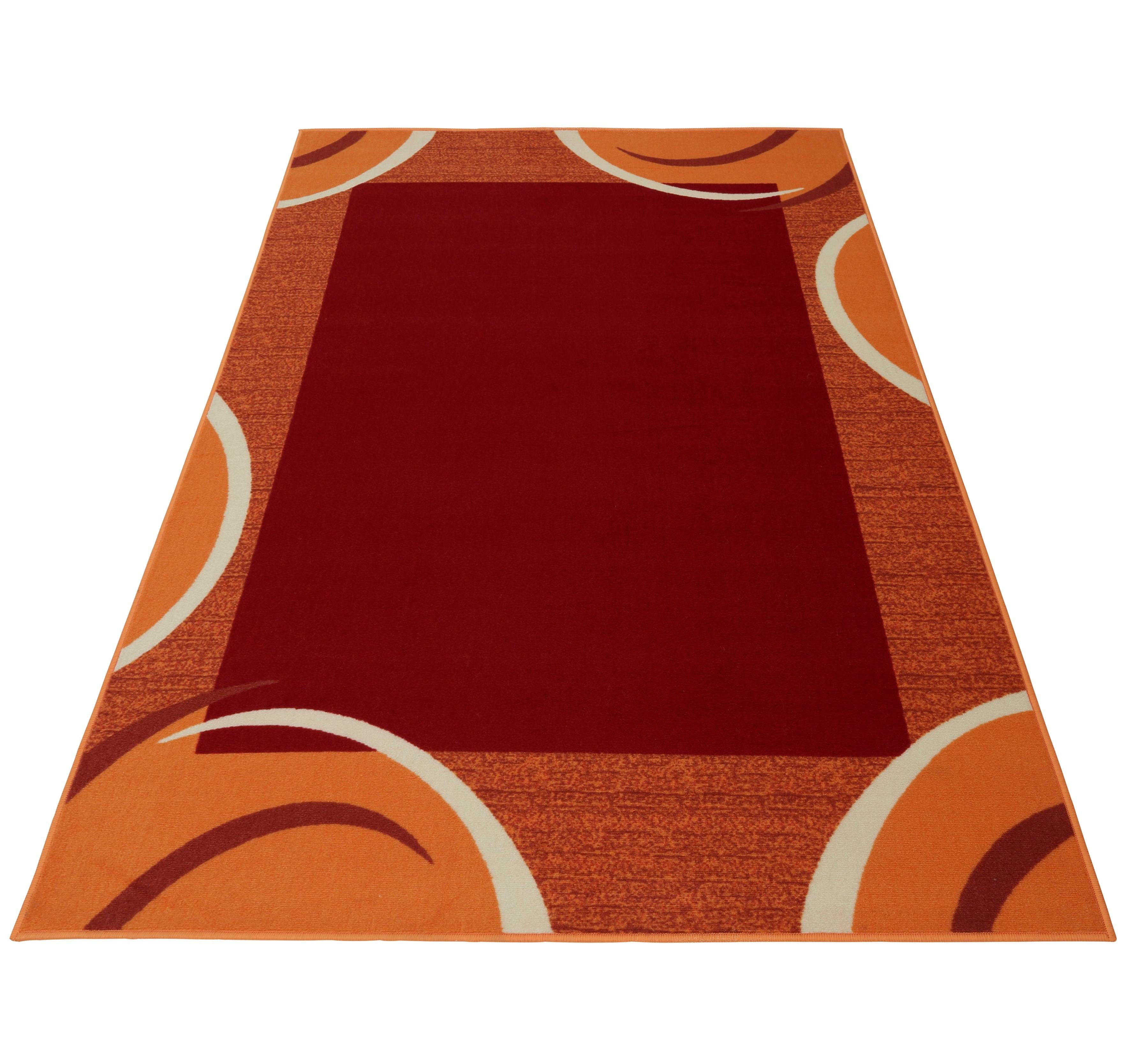 Teppich Loures THEKO rechteckig Höhe 6 mm maschinell getuftet | Heimtextilien > Teppiche > Sonstige-Teppiche | Braun | Theko