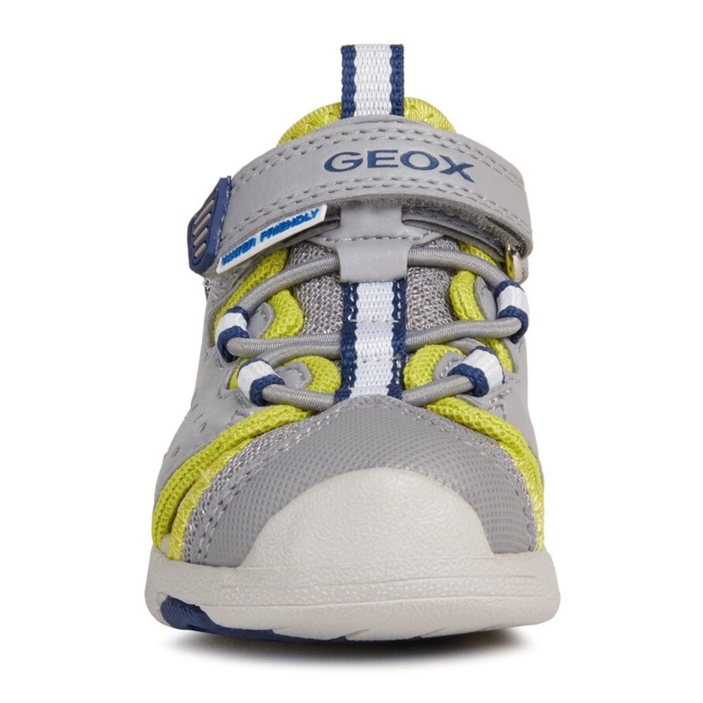 Geox Kids Lauflernschuh »Green Boy«