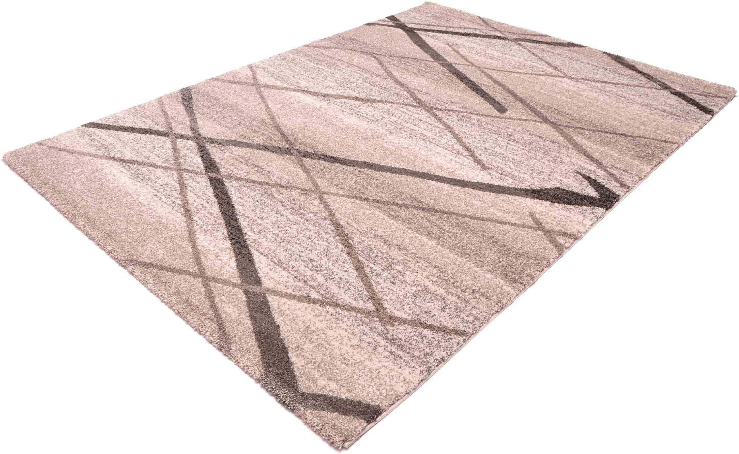 Teppich Gabeh 1100 Böing Carpet rechteckig Höhe 20 mm maschinell zusammengesetzt