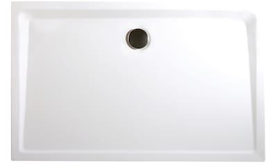 Schulte Rechteckduschwanne »Extraflach«, BxT: 120 x 90 cm kaufen