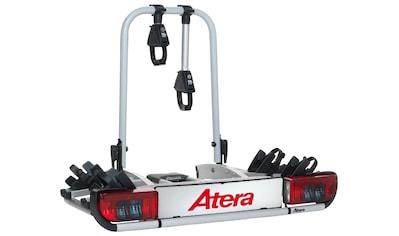 Komplett - Set: Kupplungsfahrradträger »Strada DL2«, für die Anhängerkupplung kaufen