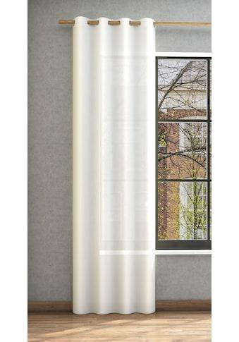 Neutex for you! Vorhang nach Maß »Libre-ECO«, Nachhaltig kaufen
