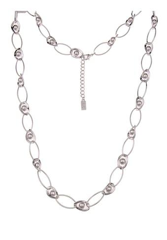 leslii Halskette aus modischen, ovalen Elementen kaufen