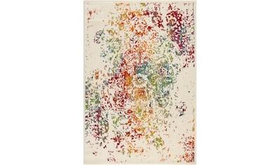 Sanat Teppich »Vintage 1607«, rechteckig, 13 mm Höhe, Kurzflor, Wohnzimmer kaufen