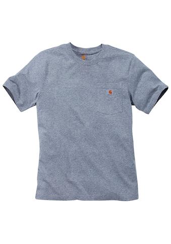 Carhartt T-Shirt »WORKW POCKET S/S T-SHIRT« kaufen