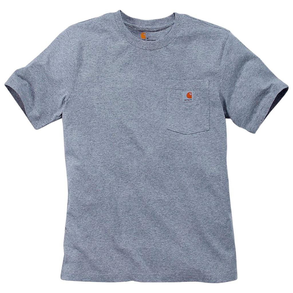 Carhartt T-Shirt »WORKW POCKET S/S T-SHIRT«