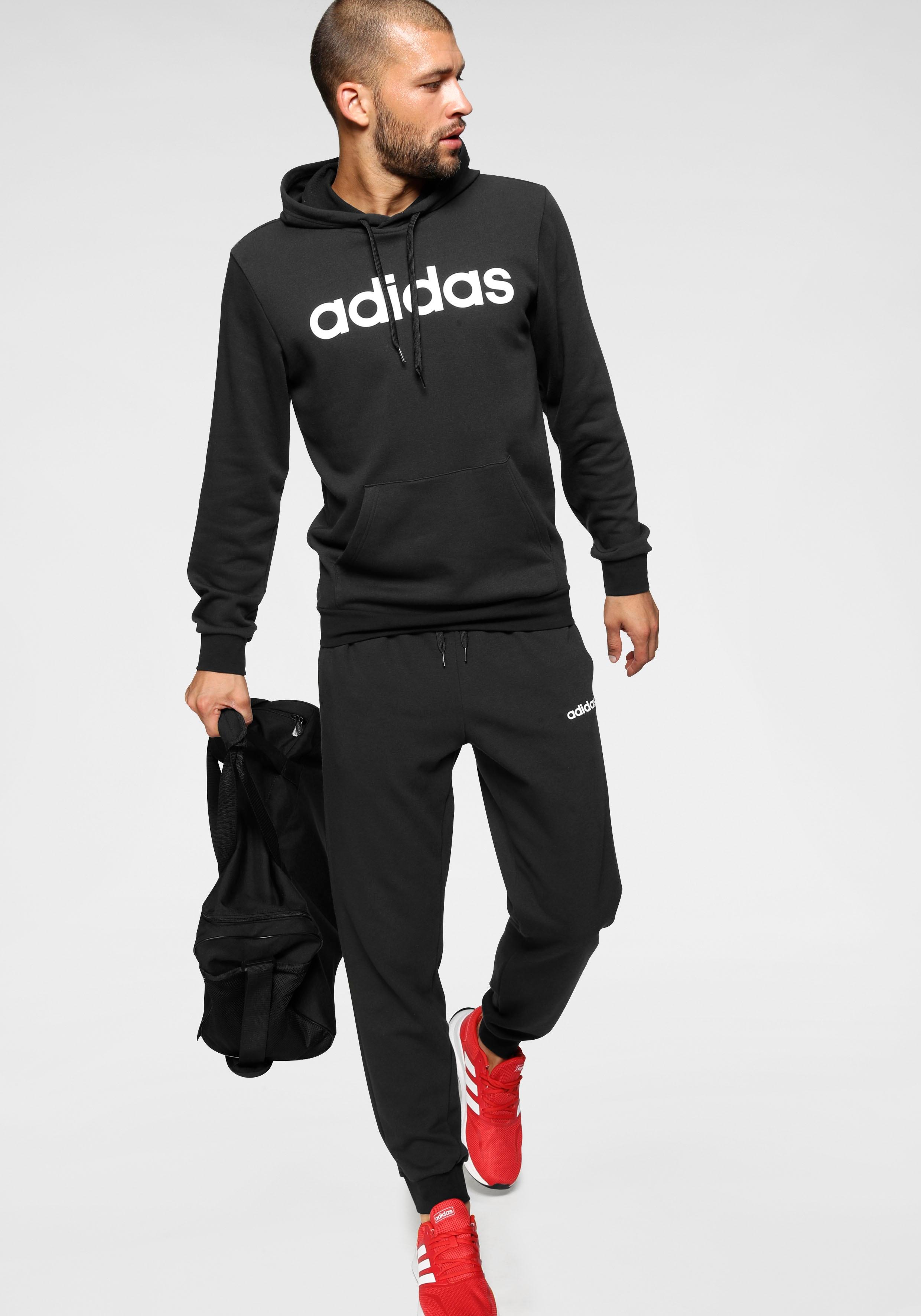 adidas Performance Jogginganzug MEN TRACKSUITCO HO (Set, 2 tlg.) | Sportbekleidung > Sportanzüge > Jogginganzüge | adidas performance