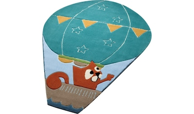 Kinderteppich, »Balloon«, Esprit, oval, Höhe 10 mm, handgetuftet kaufen
