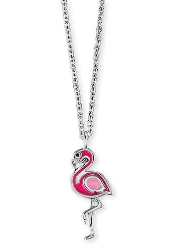Herzengel Kette mit Anhänger »Flamingo, HEN - FLAMINGO« kaufen