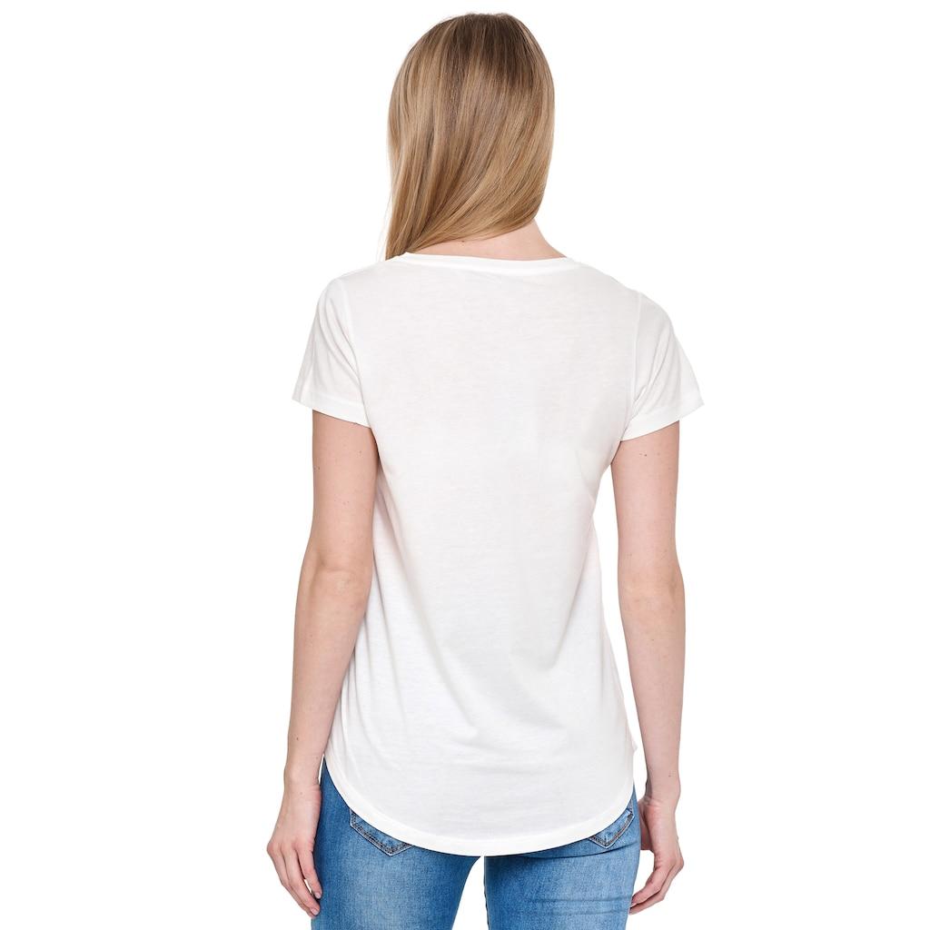 Decay T-Shirt, mit animalischem Motivprint