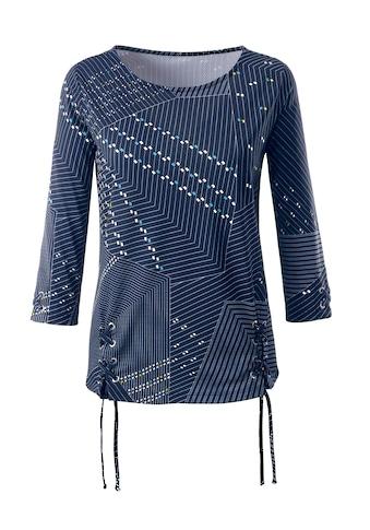 Ambria Shirt mit grafischem Druck kaufen