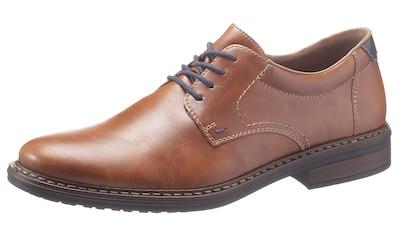 Rieker Schnürschuh, mit flexibler Laufsohle kaufen