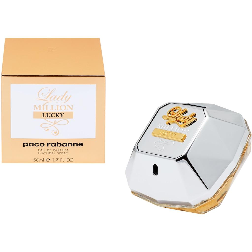 paco rabanne Eau de Parfum »Lady Million Lucky«
