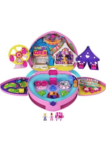 Mattel® Spielwelt »Polly Pocket Klein - ganz groß Freizeitpark Rucksack« kaufen
