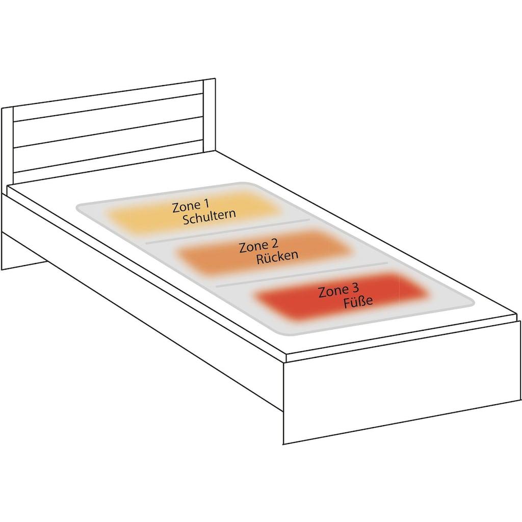 Hydas Wärmeunterbett »Comfort«, 3 Heizzonen