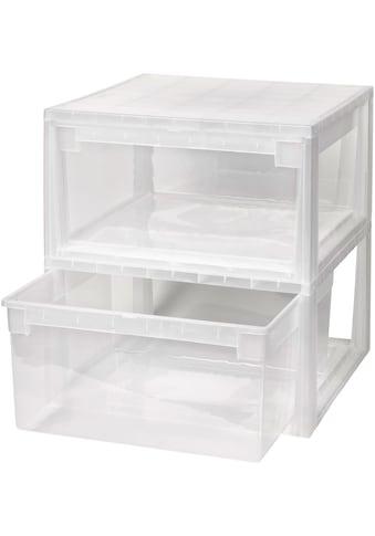 Kreher Aufbewahrungsbox, (Set, 2 St.), 23 l kaufen