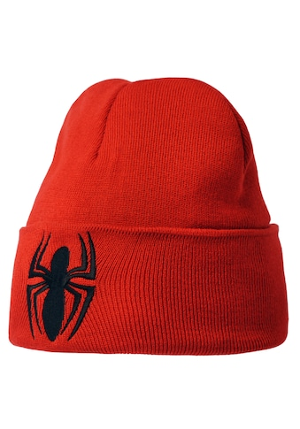 LOGOSHIRT Strickmütze mit Spiderman - Logo kaufen