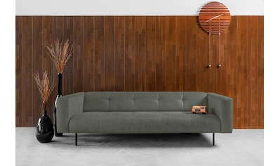 INOSIGN 3-Sitzer »Como«, mit Metallfüßen kaufen