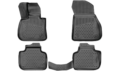 WALSER Passform - Fußmatten »XTR«, für BMW X1 (F48) BJ 11/2014  -  heute kaufen