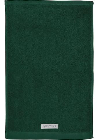 ROSS Gästehandtücher »Sinfonie«, (6 St.), in modernen Unifarben kaufen