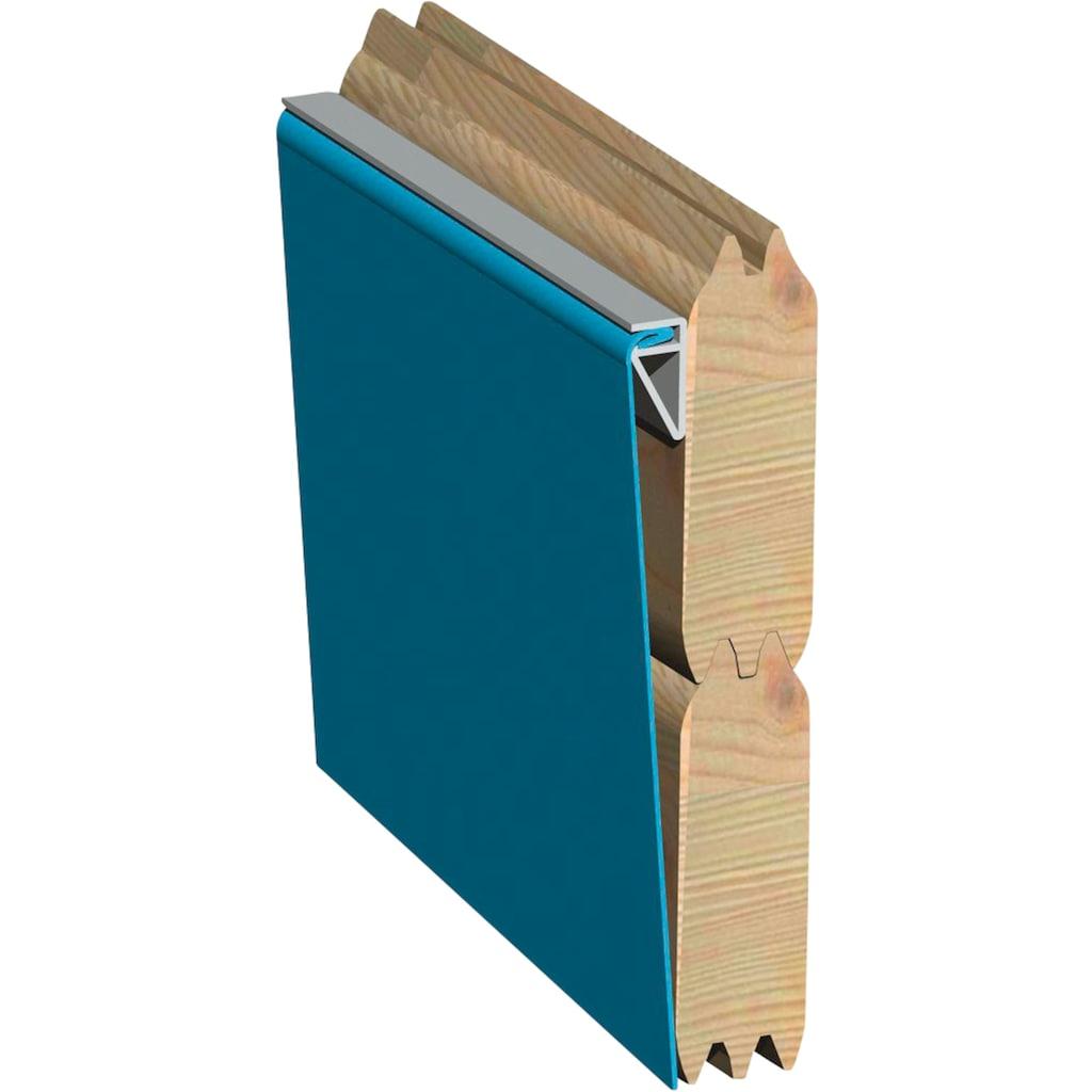 Karibu Achteckpool »Holzpool Gr. 2 Set A«