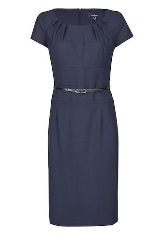 Daniel Hechter Woll - Kleid mit Taillengürtel kaufen