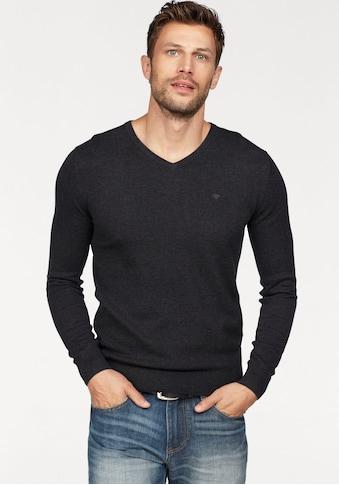 TOM TAILOR V - Ausschnitt - Pullover kaufen