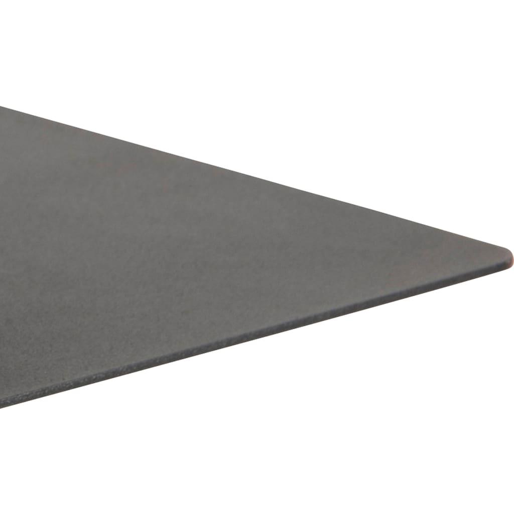 andas Wandregal »Jonas«, (2 St., VE 2), Winkel Metallregal, im industrial Design