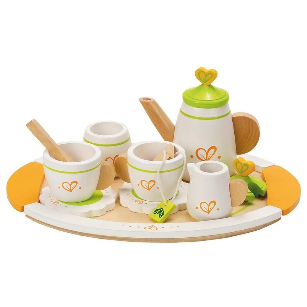 Hape Spielgeschirr »Teeservice für zwei«, (Set, 12 tlg.), aus Holz