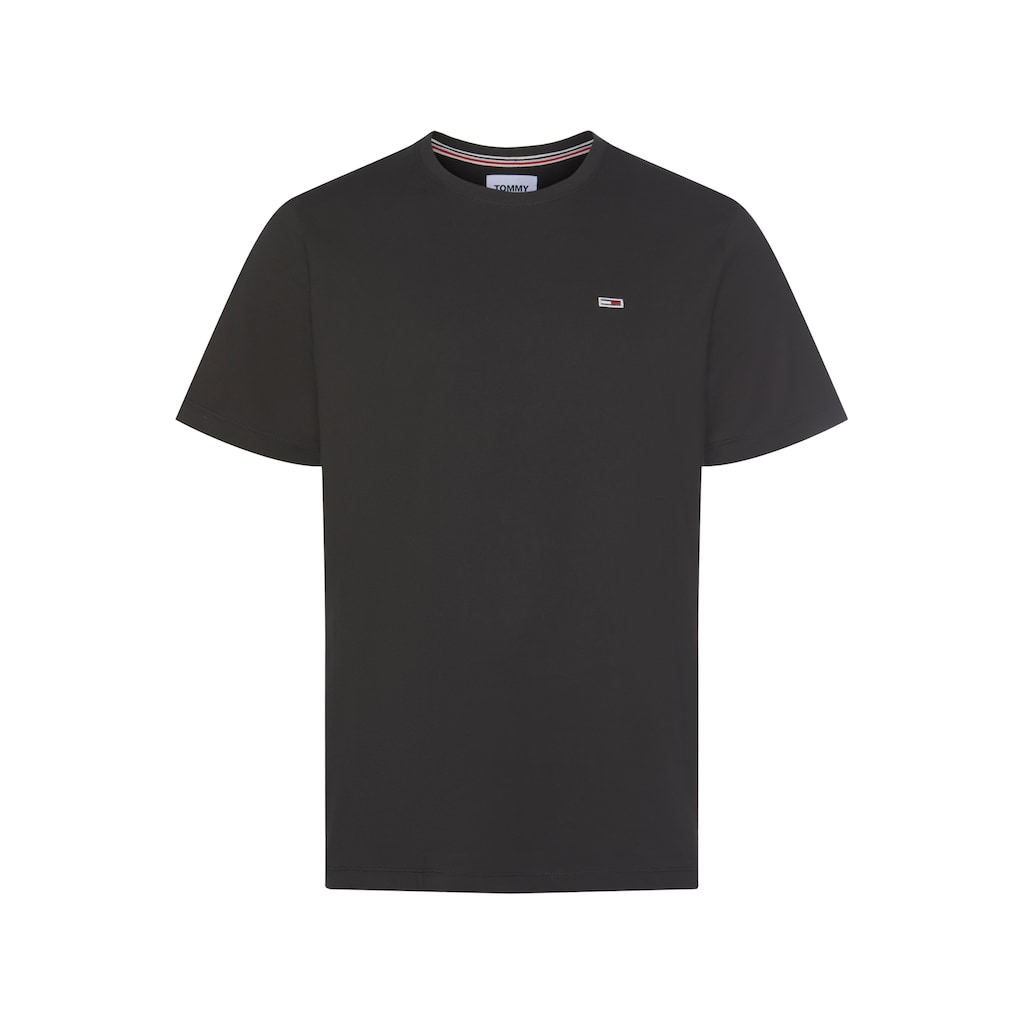 TOMMY JEANS T-Shirt »TJM CLASSIC JERSEY C NECK«