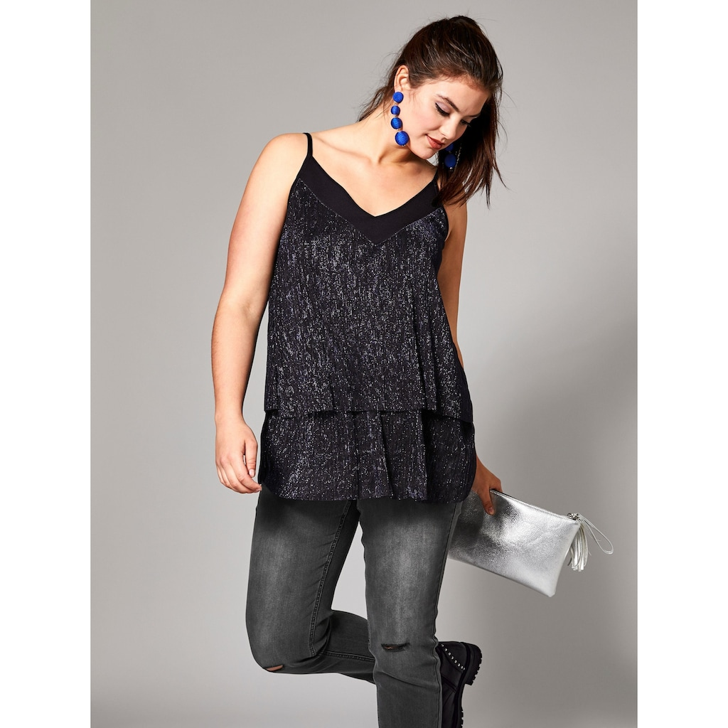 Angel of Style by Happy Size Top