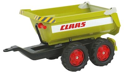 Rolly Toys Kinderfahrzeug-Anhänger »Halfpipe CLAAS«, für Trettraktoren kaufen