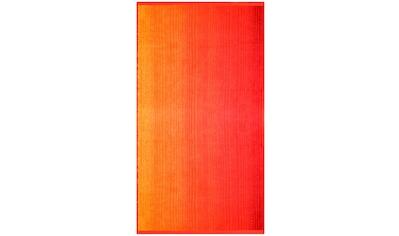 Dyckhoff Badetuch »Colori«, (1 St.), mit Farbverlauf kaufen