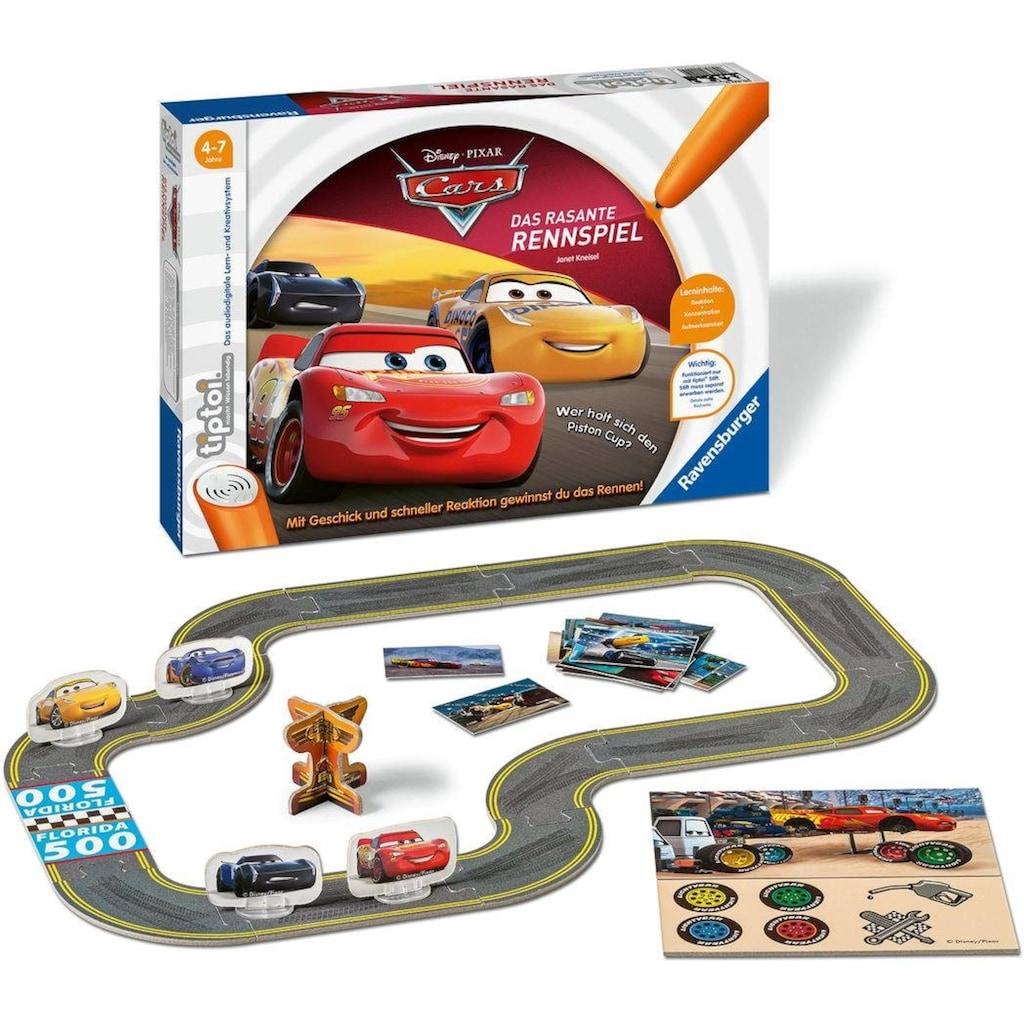 Ravensburger Spiel »Disney Pixar Cars - Das rasante Rennspiel«, Made in Europe, FSC® - schützt Wald - weltweit
