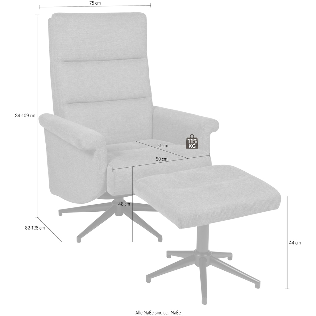 Duo Collection Relaxsessel