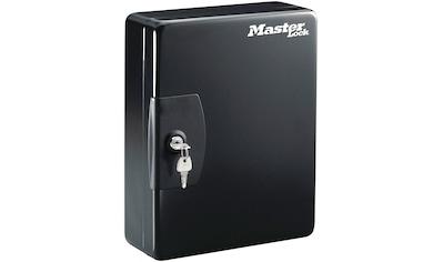 MASTER LOCK Schlüsselkasten »5 Liter Innenvolumen«, Für 25 Schlüssel, Stahl kaufen