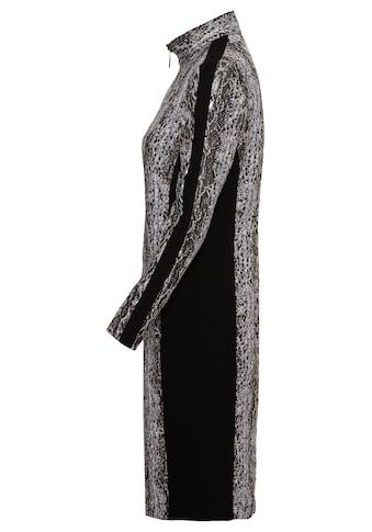bianca Jerseykleid »GABIA«, im trendigen Snake-Design mit Zipp kaufen