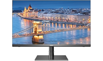 MSI »Creator PS321URVDE« LED - Monitor (32 Zoll, 3840 x 2160 Pixel, 4K Ultra HD, 4 ms Reaktionszeit, 60 Hz) kaufen