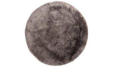 Obsession Fellteppich »My Samba 495«, rund, 40 mm Höhe, Kunstfell, changierende... kaufen