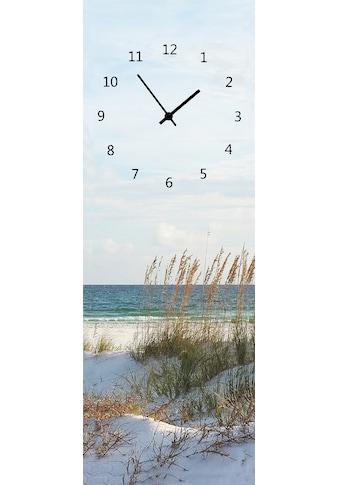 Bönninghoff Wanduhr »Glasuhr ca. 20x60 cm« kaufen