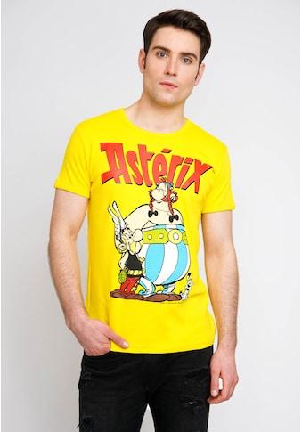 LOGOSHIRT T-Shirt im lizenzierten Originaldesign kaufen