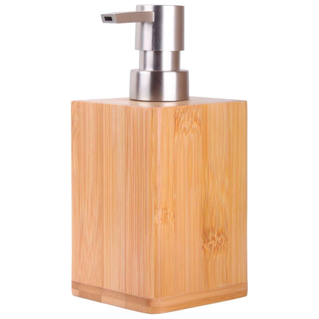 Sanilo Seifenspender »Bambus«, mit stabiler und rostfreien Pumpe
