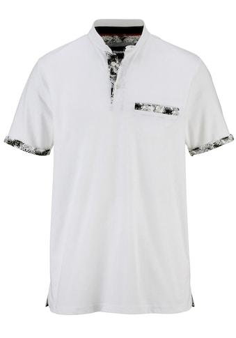Babista Poloshirt, mit modischem Stehkragen kaufen