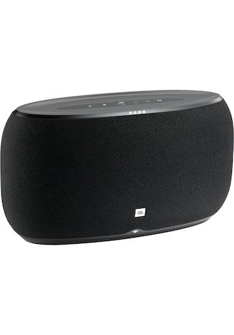 JBL »Link 500« Stereo Multiroom - Lautsprecher (Bluetooth, WLAN (WiFi), 60 Watt) kaufen