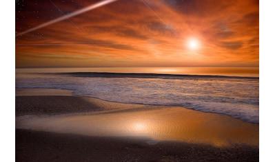 Papermoon Fototapete »Bulgarische Schwarzmeerküste«, Vliestapete, hochwertiger... kaufen