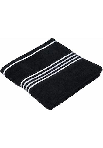 Gözze Handtücher »Rio«, (2 St.), mit frischer Streifenbordüre kaufen