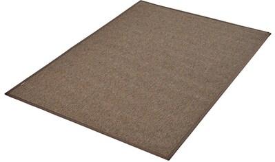 Dekowe Teppich »Naturino Elegance«, rechteckig, 10 mm Höhe, seitlich mit Bordüre... kaufen