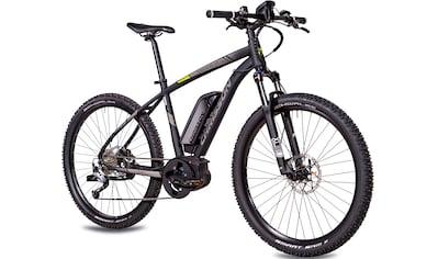 Chrisson E-Bike »E-MOUNTER 1.0«, 9 Gang, Shimano, Acera RD-M3000-SGS, Mittelmotor 250 W kaufen